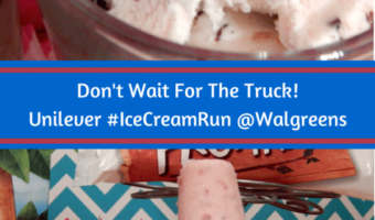 Don't Wait For The Truck Unilever #IceCreamRun @Walgreens