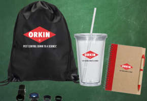 Orkin Fact or Fake Prize Pack