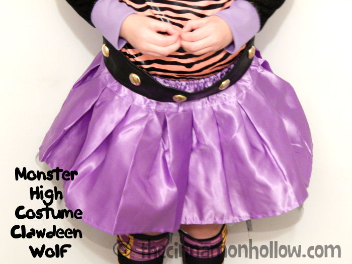 Monster High Costume Clawdeen Wolf & Clawdeen Wolf Monster High Costume