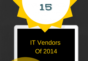 TOP 15 IT Vendors Of 2014