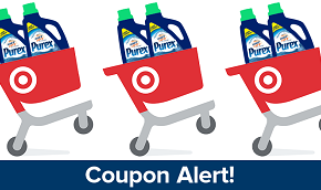 Save On Purex With A Target Cartwheel Coupon #cartwheel #coupon