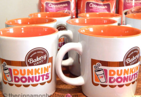 Dunkin Donuts At Home Coffee Bar