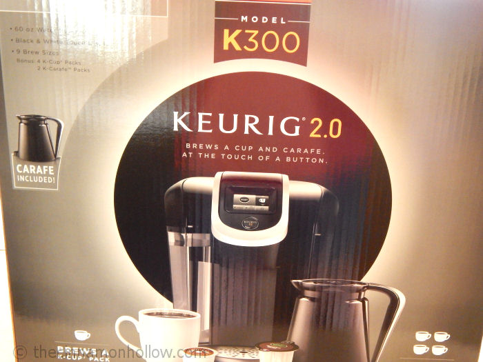 Keurig 20 Brewing System Review