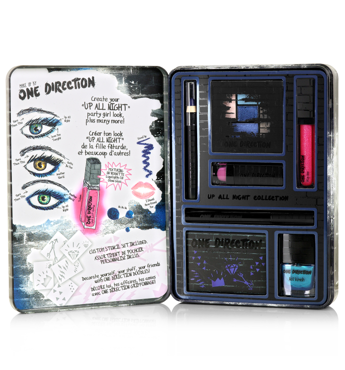 Makeup By One Direction