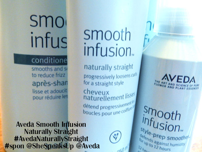Aveda Smooth Infusion Naturally Straight #AvedaNaturallyStraight #spon @SheSpeaksUp @Aveda