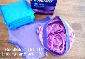 GoodNites* TRU-FIT* Underwear Starter Pack