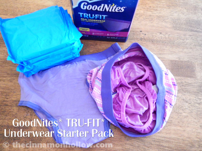 GoodNites* TRU-FIT* Underwear $40 Gift Card #Giveaway! #TRUFITBetterNites #MC #sponsored