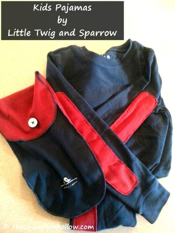 Little Twig and Sparrow Pajamas