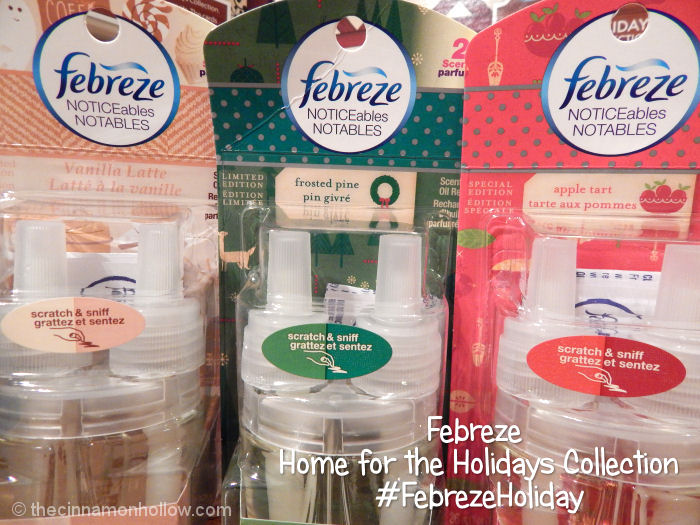 Febreze Home For The Holidays Collection