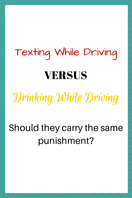 texting while driving facts