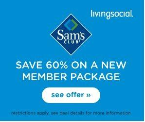 Sam's Club New Member Package: $45 @samsclub