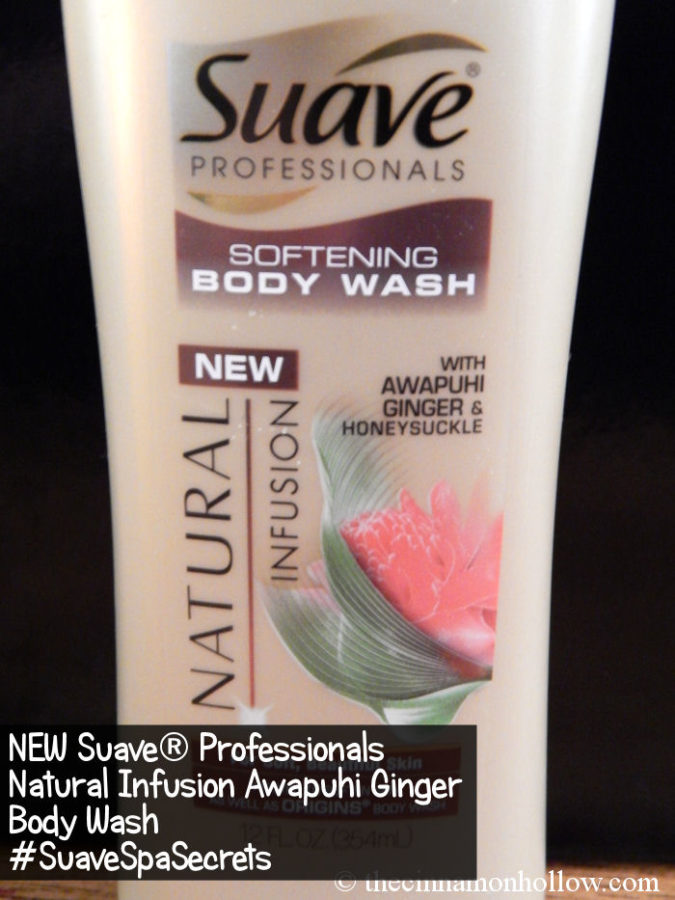 Suave Professionals Awapuhi Ginger Body Wash