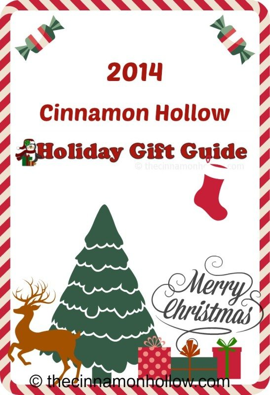 Check Out The Cinnamon Hollow 2014 Holiday Gift Guide! #giftguide #holidays