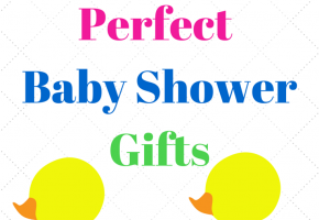 3 Perfect Baby Shower Gifts