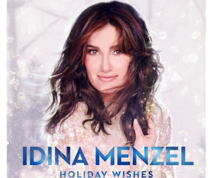 Idina Menzel Holiday Wishes Album