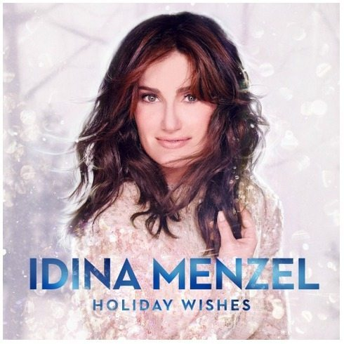 Idina Menzel Holiday Wishes Album Review #HolidayWishes #O2O