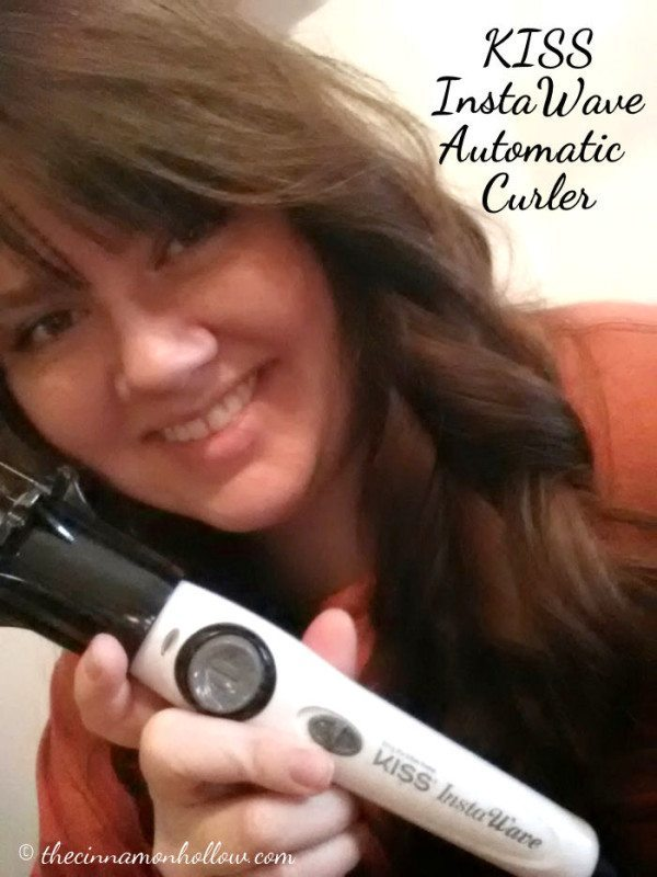 KISS InstaWave Automatic Curler