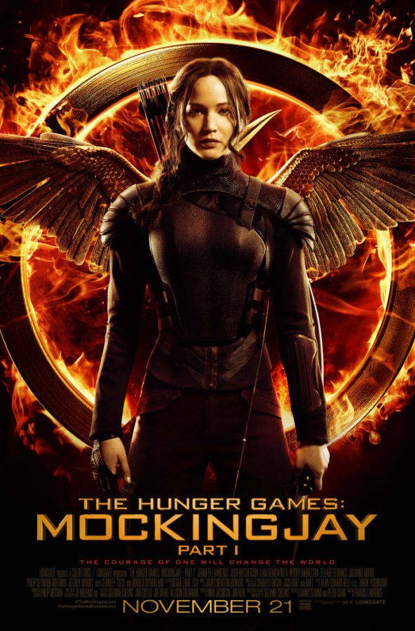 Katniss Everdeen: The Mockingjay Part 1