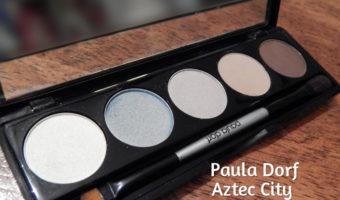 Paula Dorf Aztec City Eyeshadow Palette