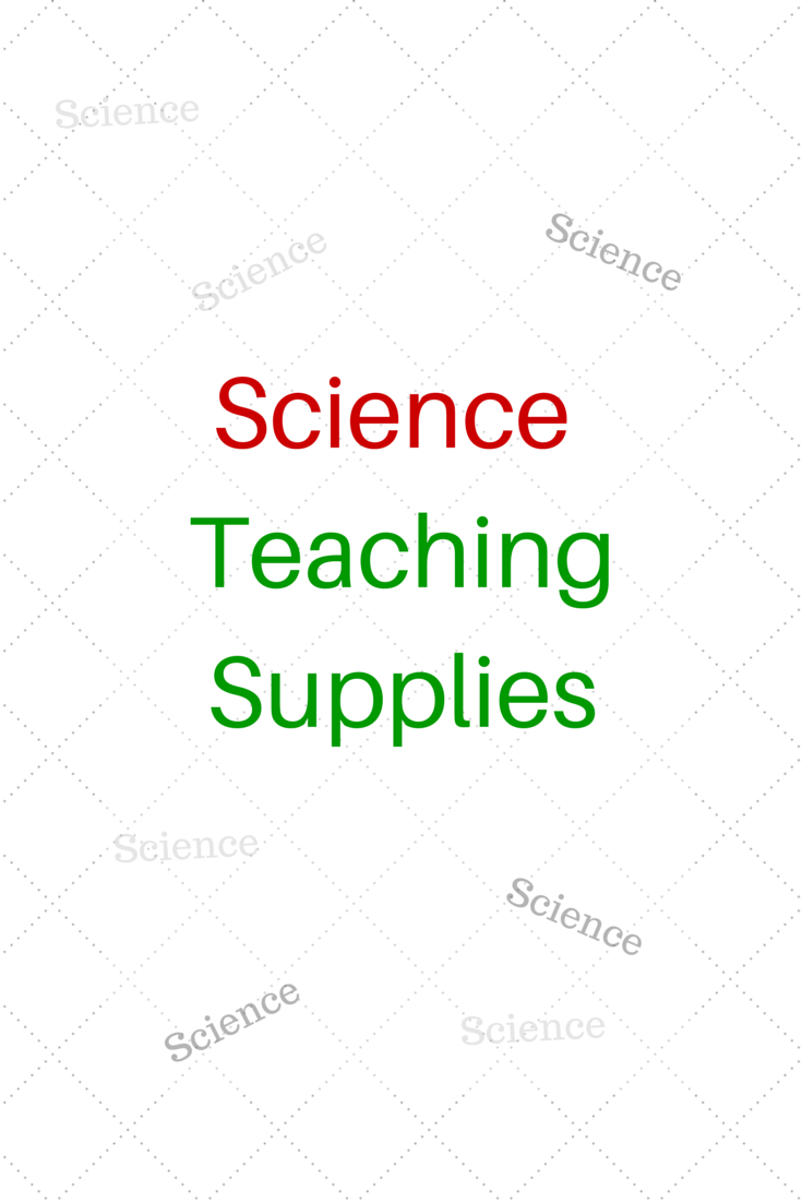 Science Teaching Supplies
