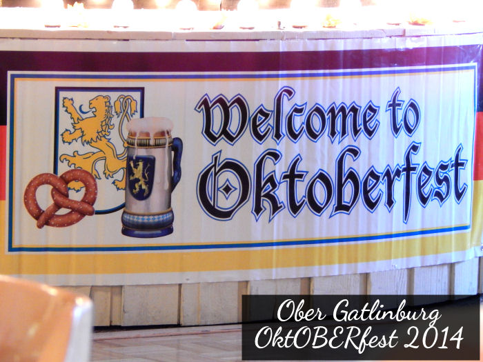 Fun At OktOBERfest Ober Gatlinburg