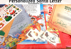 Personalized Santa Letter