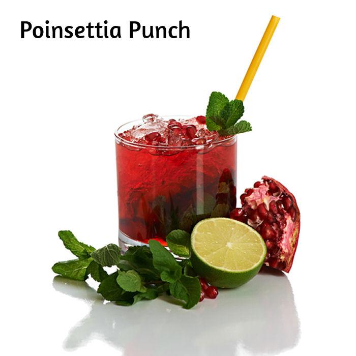 Poinsettia Punch Recipe — Dishmaps