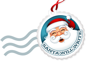 Santa Will Write - Personalized Santa Letter