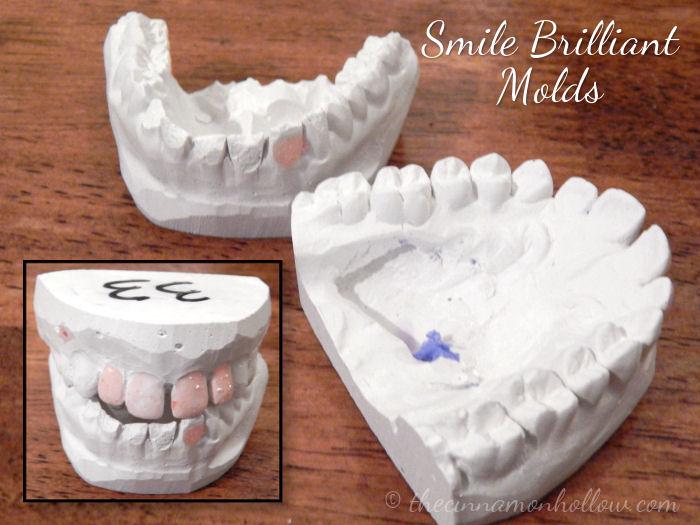 Smile Brilliant Molds