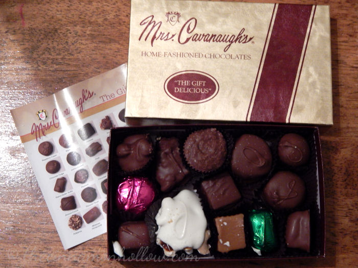 Mrs. Cavanaugh's Chocolates #free @mrscavanaughs #chocolate @usfg