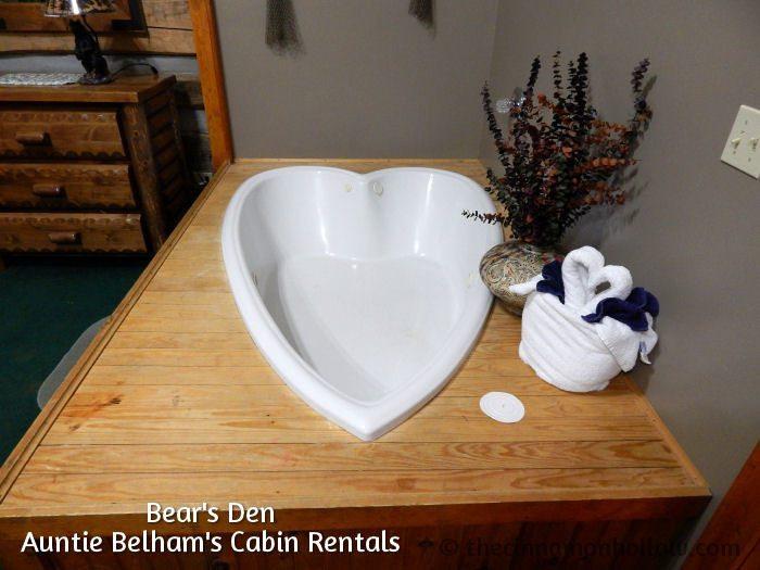 Auntie Belham's Bear's Den