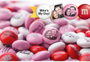Personalized M&M's Groupon