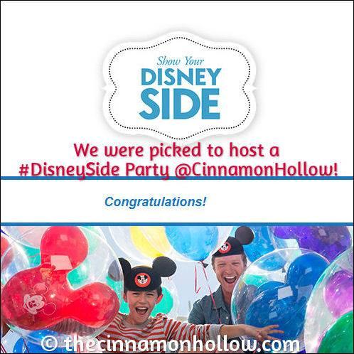 DisneySide Celebration