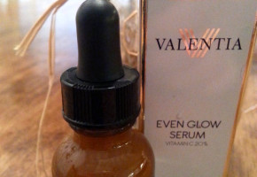 Valentia Even Glow Serum: Vitamin C Serum