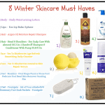 8 Winter Skin Care Must Haves #beauty