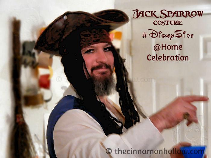 Captain Jack Sparrow DisneySide