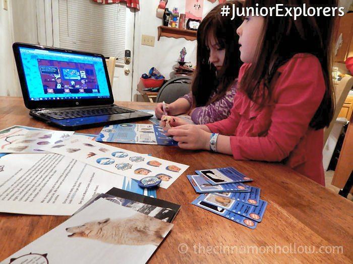 Junior Explorers
