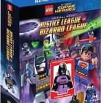 LEGO Justice League Vs Bizarro League Blu-ray #Giveaway #JusticeLeague #BizarroLeague