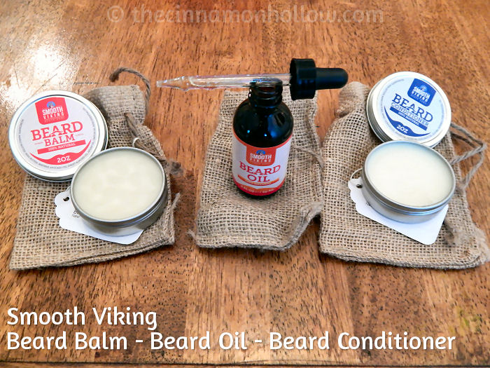 Smooth Viking Beard Care Line