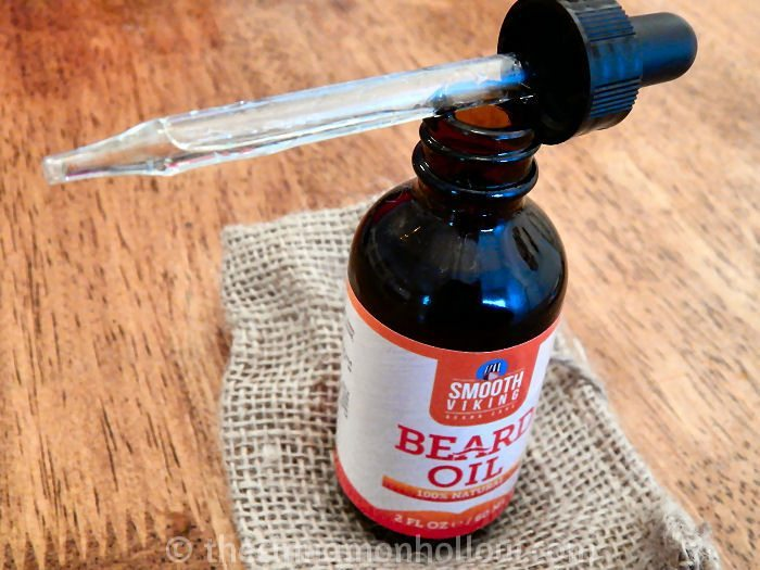 Smooth Viking Beard Oil