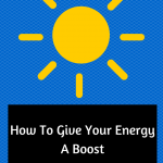 How To Give Your Energy A Boost (When Coffee Isn't Cutting It)