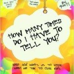 How Many Times Do I Have To Tell You? By Rachael Carman #LitfuseReads