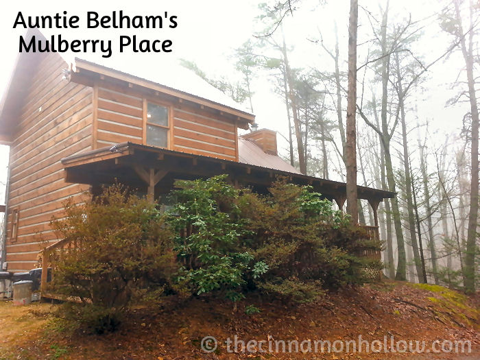 Gatlinburg Getaway At Mulberry Place – Auntie Belham's Cabin Rentals