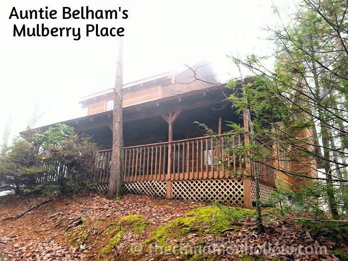Auntie Belham's Mulberry Place