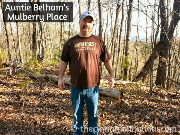 Auntie Belham's Mulberry Place Trail View