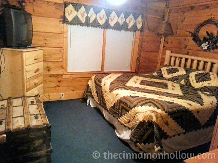 Auntie Belham's Mulberry Place Master Bedroom