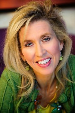Author Rachael Carman