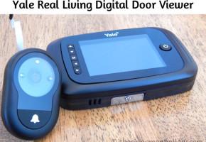Yale Digital Door Viewer With Recording