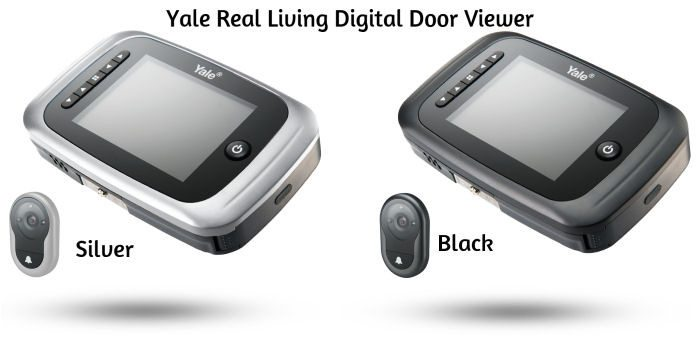 Yale Real Living Digital Door Viewer