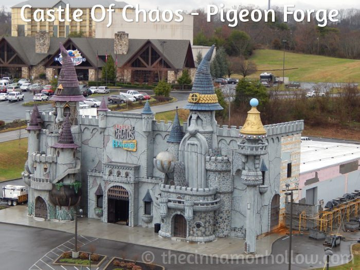 Castle Of Chaos - Pigeon Forge Tennessee